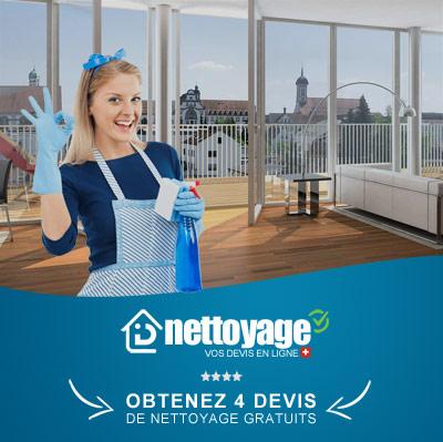 Devis nettoyage Neuchâtel