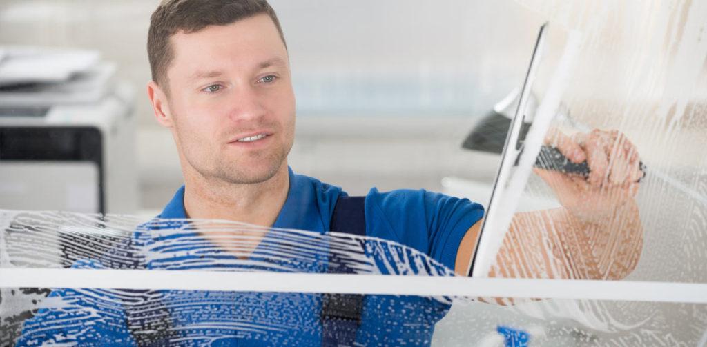 Nettoyage vitres valais