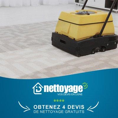 Nettoyage moquette et tapis Neuchâtel