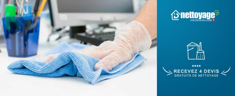 Nettoyage entretien bureau